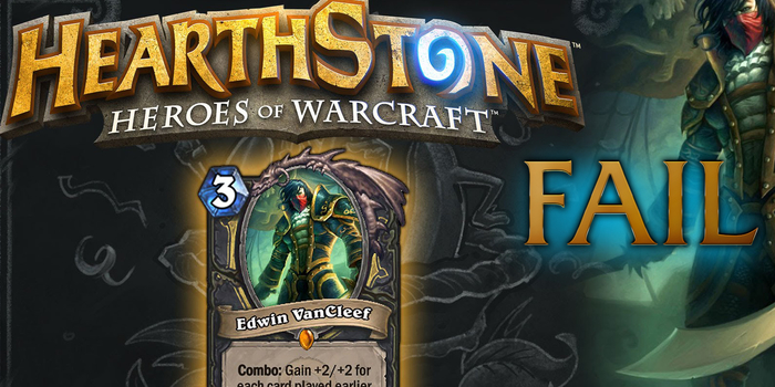Hearthstone - SuperJJ ALL-IN ment Edwinnel, de hatalmasat koppant!