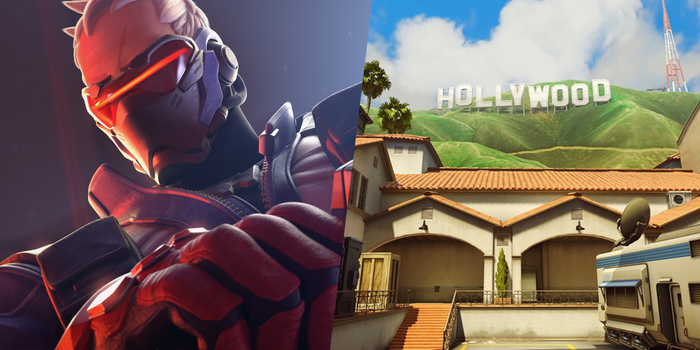 Overwatch - VIDEÓ - TviQ hollywoodi rocket jumpot villantott