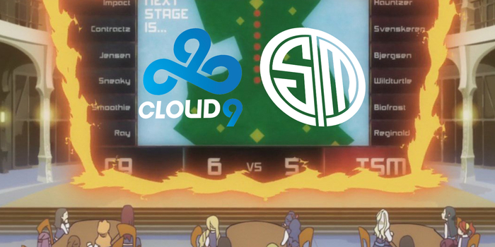 League of Legends - A Cloud9 és a TSM is megjelent egy animeben