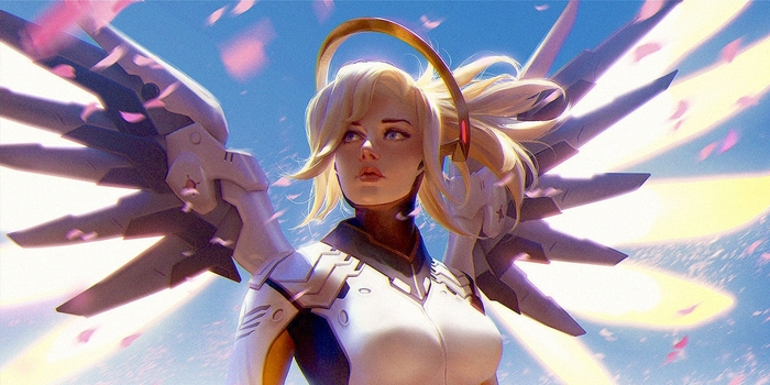 Overwatch - Kompetitív Mercy Guide