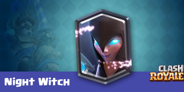 Mobil esport - A legjobb meta paklik: Night Witch Golem deck
