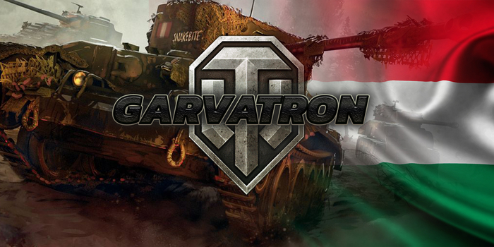 World of Tanks - Garvatron: