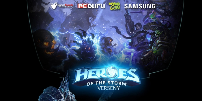 Heroes of the Storm - Ismét Heroes of the Storm a MondoCon színpadán!