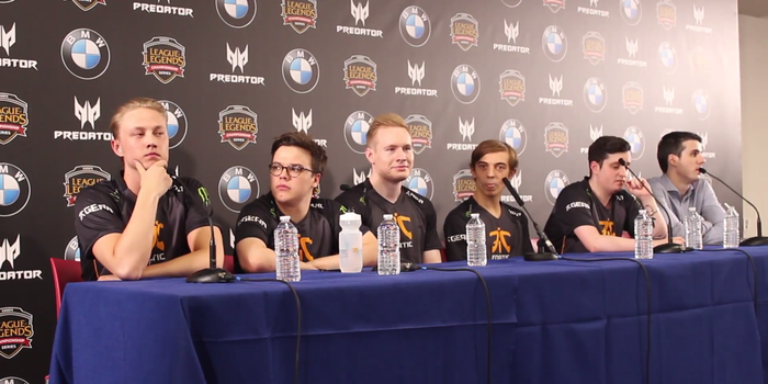 League of Legends - Fnatic:
