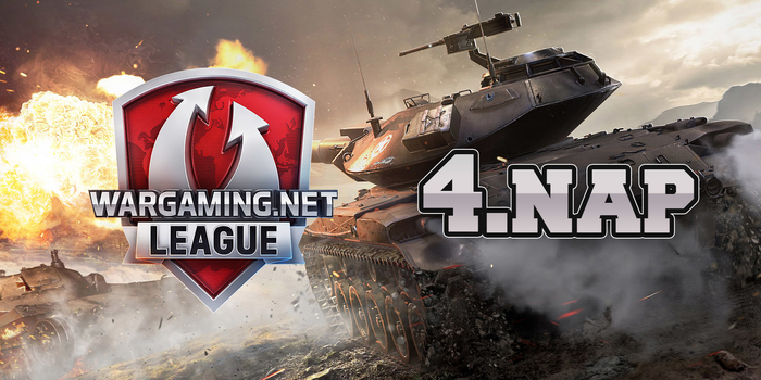 World of Tanks - WGL - 4. játéknap