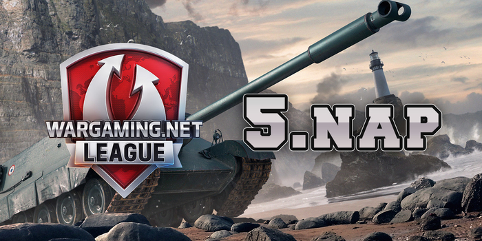 World of Tanks - WGL - 5. játéknap