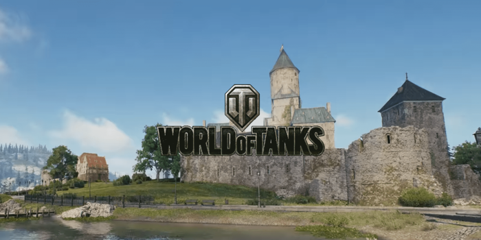 World of Tanks - Grand Battle HD térkép: Nebelburg