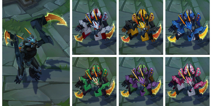 Kha'Zix Guide :: League of Legends Kha'Zix Strategy Build ...