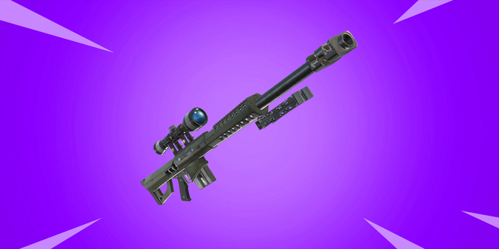 Image result for fortnite purple heavy sniper