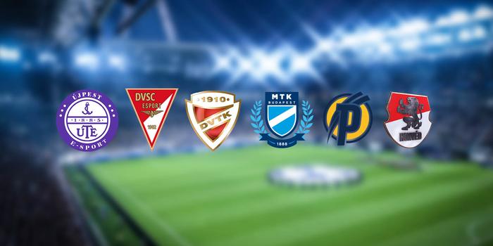 Hat sportklub e-sport csapata küzd meg az MTK alapításának évfordulóján! 494d68417f