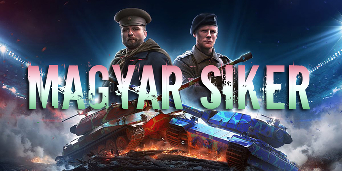 World of Tanks - Újabb magyar siker a Soldiers of Fortune bajnokságon!