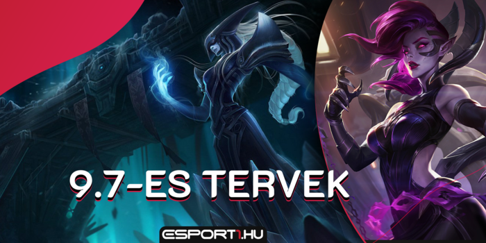 League of Legends - Lissandra és Morgana is célzott nerfeket kaphat a 9.7-ben!
