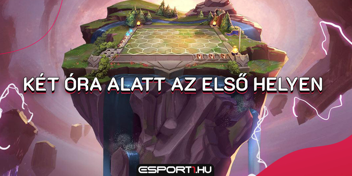 League of Legends - Mindenkit levert a Taktikus Csapatharc Twitch-en