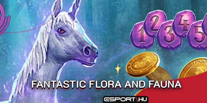 Gaming - Ma este indul a Brilliant Event: Fantastic Flora and Fauna