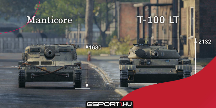 World of Tanks - A Wargaming szerint is gyenge a Manticore - Máris buffolták a brit felderítőt