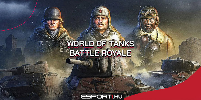 World of Tanks - Steel Hunter esemény - Érkezik a World of Tanks Battle Royale játékmódja
