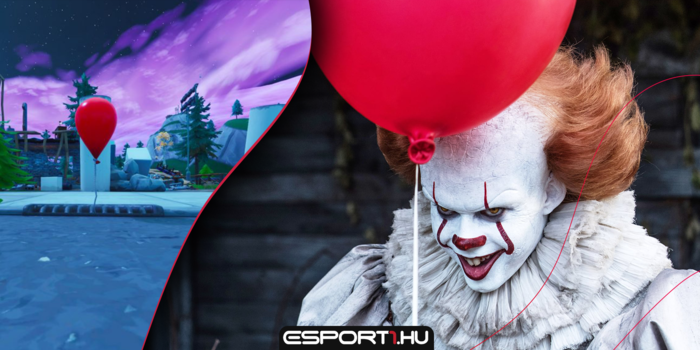 Fortnite - Már ma megérkezhet a Fortnite x IT 2 event
