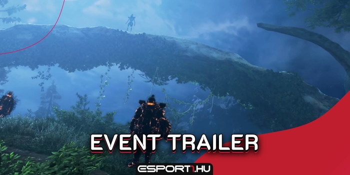 Apex Legends - Mozgásban is láthatjuk a Fight or Fright esemény játékmódját - Apex Legends event trailer