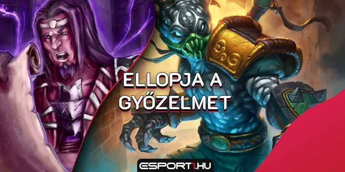 Hearthstone - Ellenféltől lopni nem bűn: Miracle Thief Rogue Top 3 Legendből