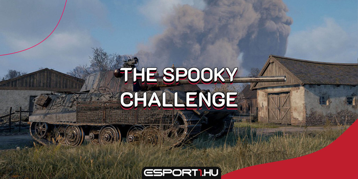 World of Tanks - The Spooky Challenge - Nyerj ijesztő halloweeni 3D álcastílusokat!