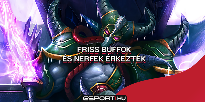 League of Legends - Kassadin nerffel és Karma buffal érkezett a