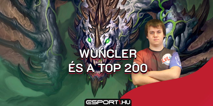 League of Legends - Top 200 Legendbe jutott LvL Up Wuncler Standardban és Wildban