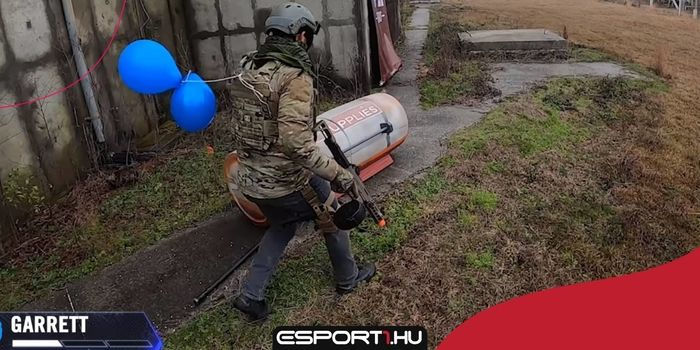 Apex Legends - Apex Legends köré épülő Airsoft párbajt tartott a Dude Perfect