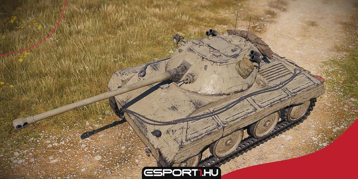 World of Tanks - Super Tetrarch tier VI-ban: Bemutatjuk a brit A46-ot!