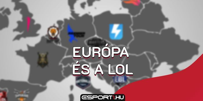 League of Legends - Európai League of Legends ligák: LEC-től a K&H MNEB-ig