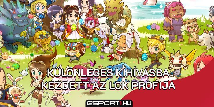 League of Legends - 1 hőssel maximum 1 meccs: Így szeretne Challengerbe jutni a koreai profi