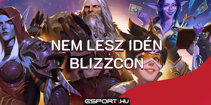 Gaming - Elmarad a 2020-as BlizzCon