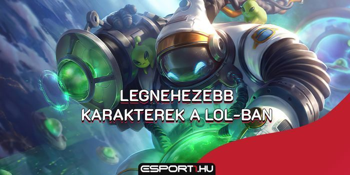 League of Legends - 5 legnehezebb hős a League of Legendsben