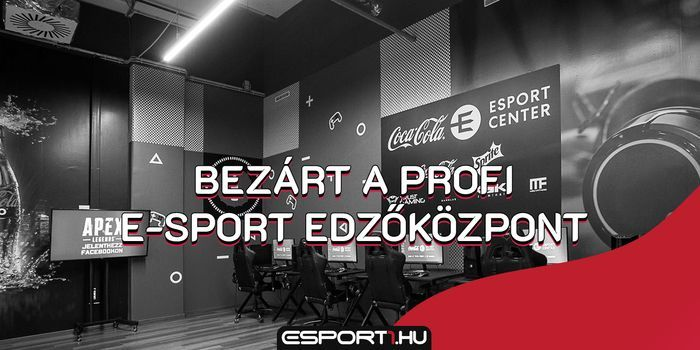 Gaming - Hivatalos: Bezárt a Coca-Cola Esport Center
