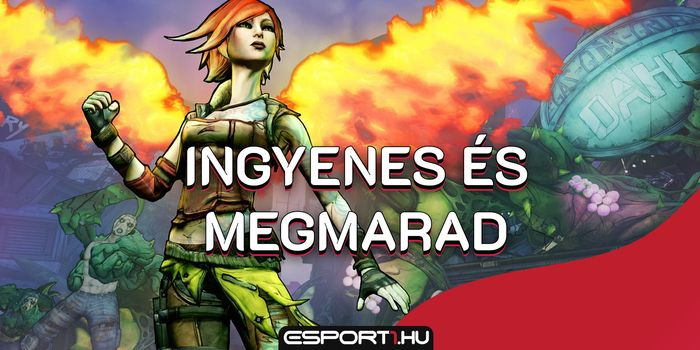 Gaming - Ingyenes a Borderlands 2 Commander Lilith DLC-je