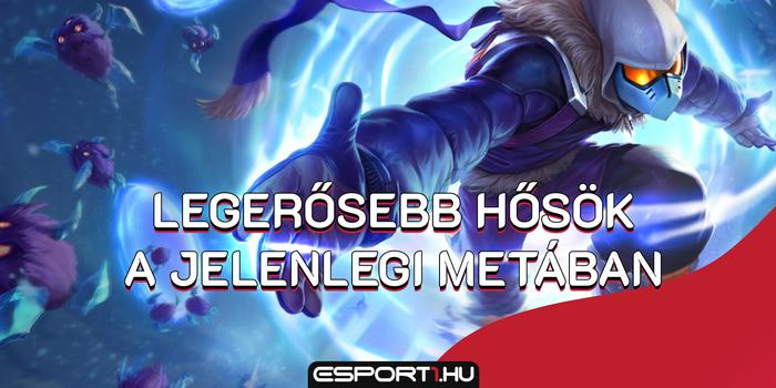 League of Legends - LoL: 5 legerősebb hős a mostani metában