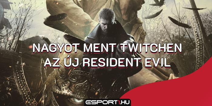 Gaming - Gaming: Robbantott Twitchen a Resident Evil: Village
