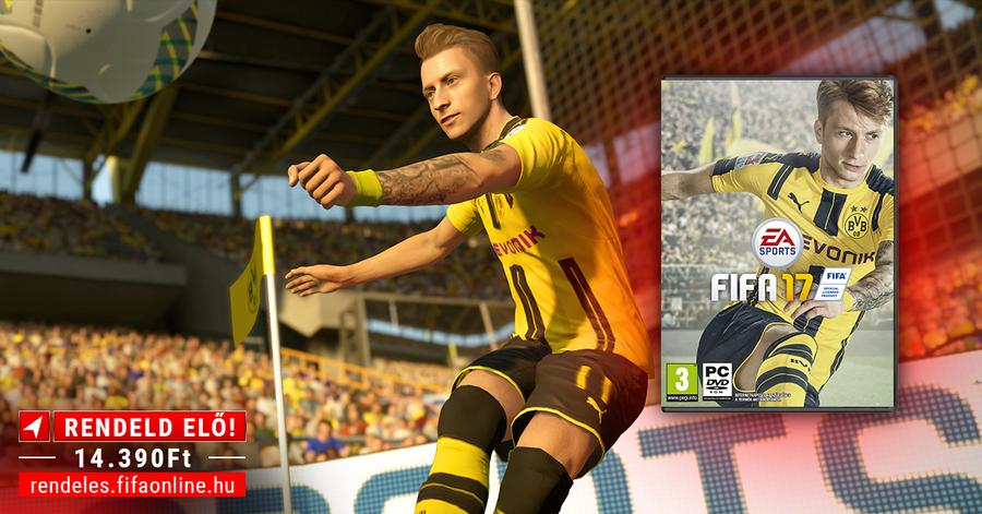 FIFA17 előrendelés