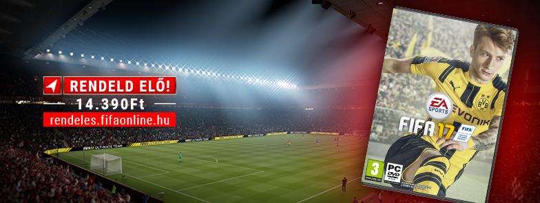 FIFA Előrendelés
