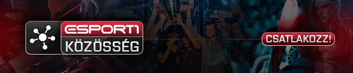 Csatlakozz az Esport1 közösséghez!
