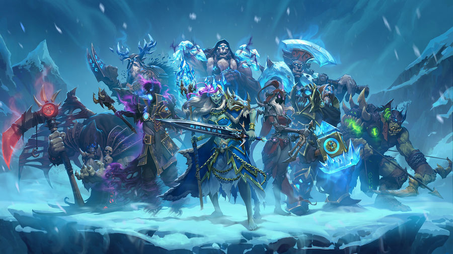 hs knights of the frozen throne
