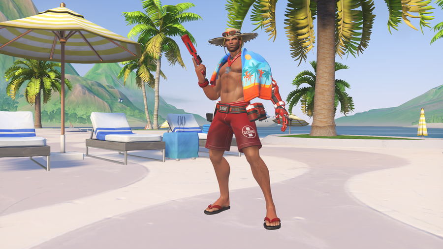 ow blizzard mccree skin