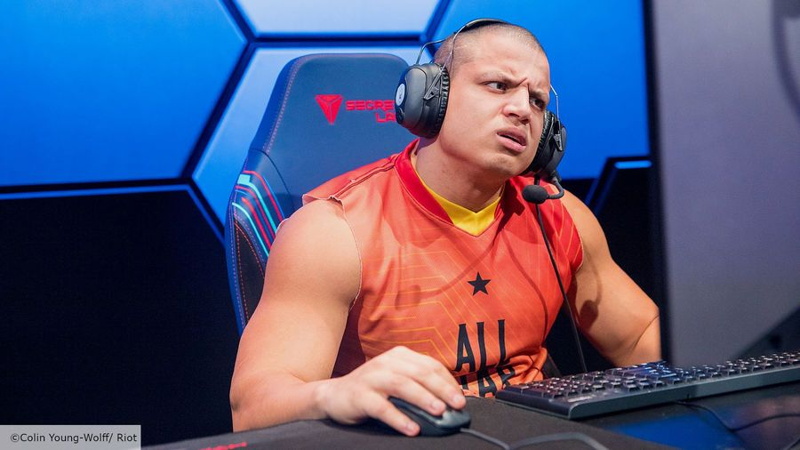 How tall is tyler1